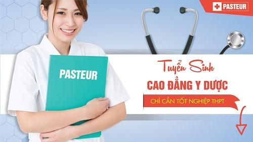Trường Cao đẳng Y Dược Sài Gòn thông báo tuyển sinh các chuyên ngành Y Dược