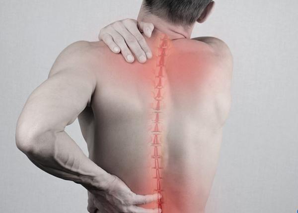 Có nhiều nguyên nhân gây nên các bệnh thường gặp ở cột sống