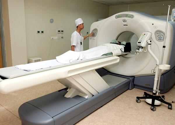Chụp cắt lớp phát xạ positron (PET)