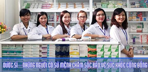 Công việc của một Dược sĩ là gì