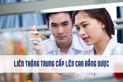 Liên thông Cao đẳng Dược tại trường Cao đẳng Y Dược Pasteur
