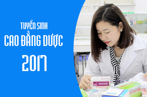 Hồ sơ đăng ký xét tuyển Cao đẳng Dược 2017
