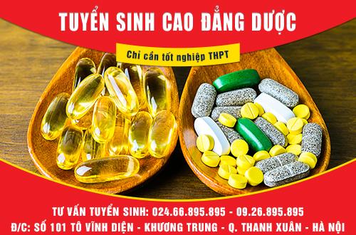 Địa chỉ học Cao đẳng Dược ở đâu uy tín tại Hà Nội?