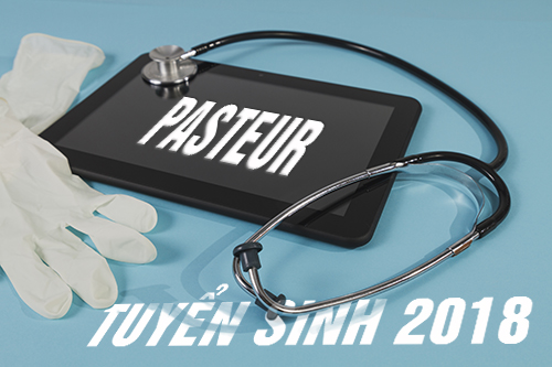 Trường Trung cấp Y khoa Pasteur Thông báo tuyển sinh năm 2018