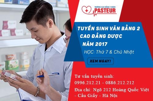 Tuyen-sinh-van-bang-2-cao-dang-duoc-nam-2017-2