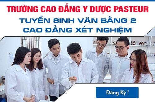 Trường Cao đẳng Y dược Pasteur, cơ sở hàng đầu đào tạo nhân lực ngành Y dược