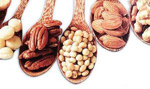 Ngũ cốc chứa rất nhiều chất béo và lượng protein có thể giúp cơ bắp vùng mông