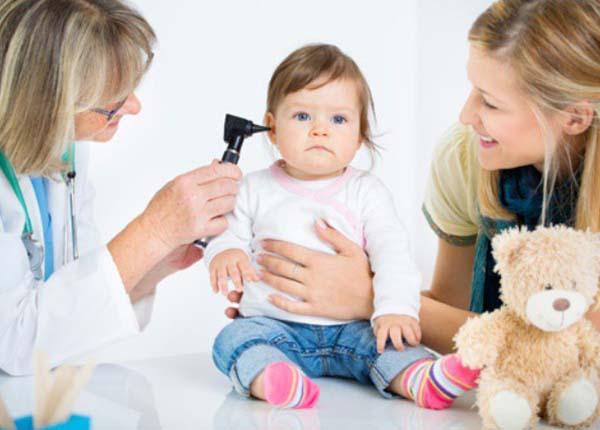 Kiểm tra thính lực ở trẻ