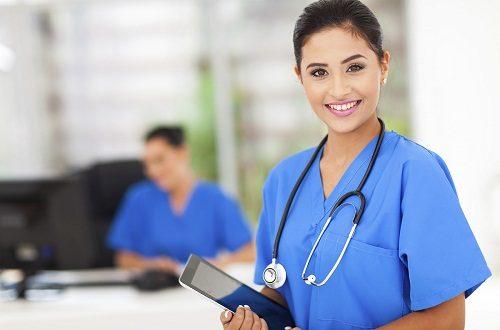 Ngành Điều dưỡng thu hút được đông đảo thí sinh theo học