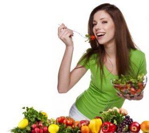 Rau xanh cũng có rất nhiều chất để tăng vòng 3 hiệu quả.