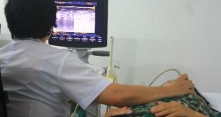 siêu âm tuyến vú