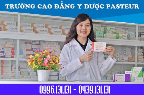 Thời gian xét tuyển Cao đẳng Dược tại Hồ Chí Minh năm 2018